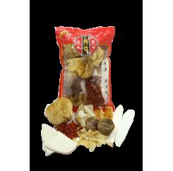 Monkey Head Mushroom Soup | 猴头菇保健汤 | Hou Tou Gu Bao Jian Tang