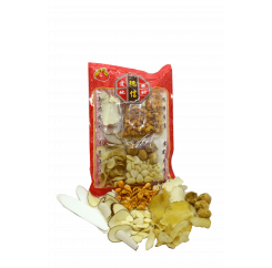 Tiger Milk Mushroom Soup | 虎乳滋补汤 | Hu Ru Zi Bu Tang