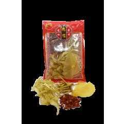 American Ginseng Abalone Soup | 花旗参鲍鱼汤 | Hua Qi Shen Bao Yu Tang
