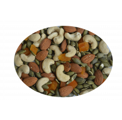 Nuts and Apricots Mix