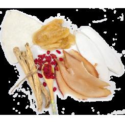 Abalone Collagen Soup |党参鲍鱼花胶汤 | Dang Shen Bao Yu Hua Jiao Tang