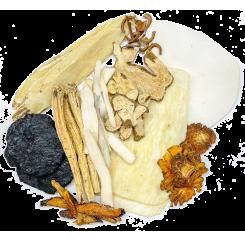 Complete Vitality Soup | 十全大补汤 | Shi Quan Da Bu Tang